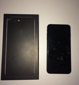 iPhone 7+ 128 gb.