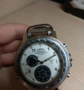 Часы camel trophy chronograph 10 atm