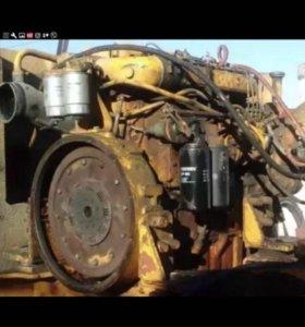 Мотор 4-ох цилиндровый (liebherr D-904-TB)