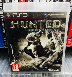 Hunted the demon's forge на PS3