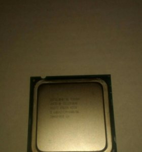 Процессор Intel Celeron E3400