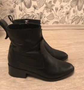 Полусапоги-ботинки осенние