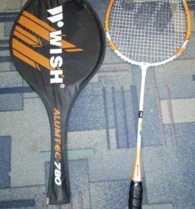 Ракетка для тенниса с футляром