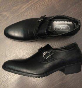 Ботинки мужские 44р новые в коробке