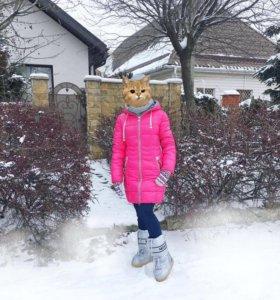 Зимняя куртка (пуховик)