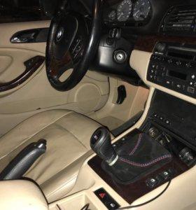 BMW e46 coupe 325 ci