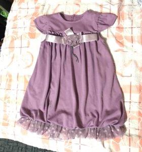 Платье рост 98