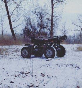 Тюнинг и ремонт мотоциклов мопед