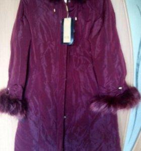 Пальто новое, 50-52