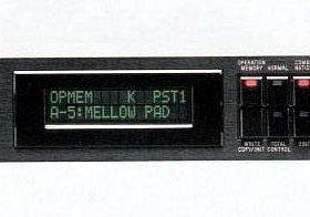Звуковые модули синтезаторы из студии!