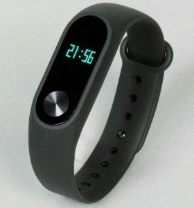 Умные фитнес часы-браслет. Новые