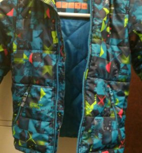Комплект Зимний куртка и комбинезон
