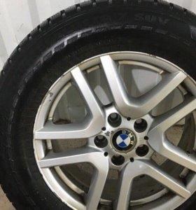 Крылья на BMW!