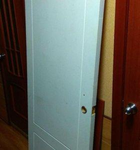 Входная деревянная дверь тдск