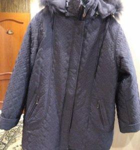 Куртка женская зимняя с подстежкой