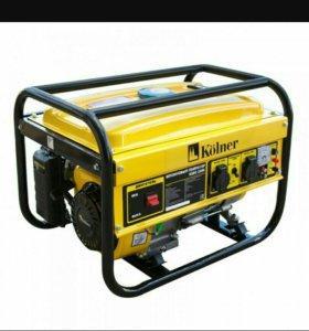 Продаю новый генератор 3кв мощность на гарантии