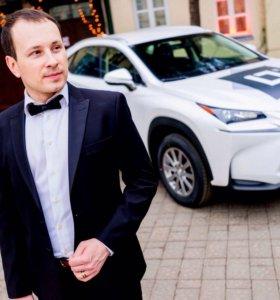 Ведущий и DJ  на свадьбу, корпоратив, юбилей