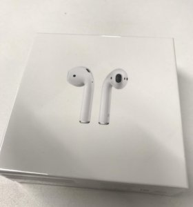 Apple AirPods (оригинал)
