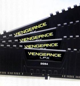 Продам оперативную память Corsair Vengeance