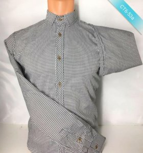 Рубашка 46 48 M L размеры