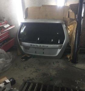 Дверь багажника Subaru Forester SG5