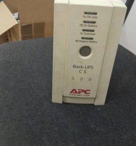 Продам ИБП APC CS500VA