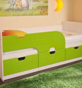 Детская кровать под заказ.