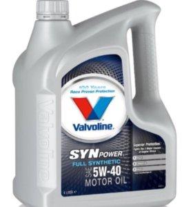 Моторное масло Valvoline SP 5w40