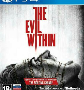 The Evil Within - для PlayStation 4