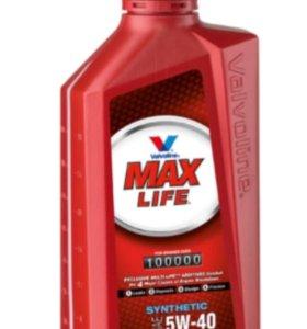 Моторное масло Valvoline Max Life 5w40