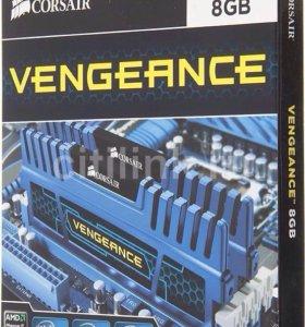 Оперативная память DDR3 2*4Gb Corsair Vengeance