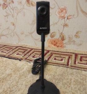 Веб-камера A4Tech PK-810G со встроенным микрофоном