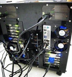 Монтаж сетевого оборудования