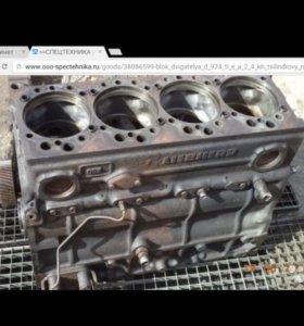 Запчасти на 4-х цилиндровый мотор (D-924 TI-E A-2)