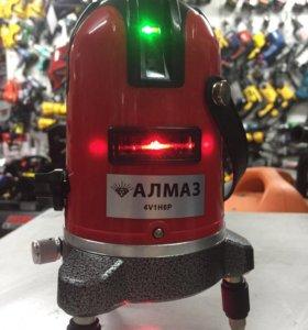 Лазерный уровень АЛМАЗ