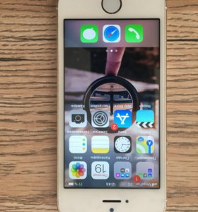 Продам или обменяю iPhone 5s gold 16gb