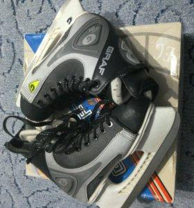 Коньки хоккейные фирмы Graf