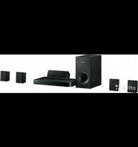 Домашний кинотеатр c Blu-Ray Samsung HT-J4500