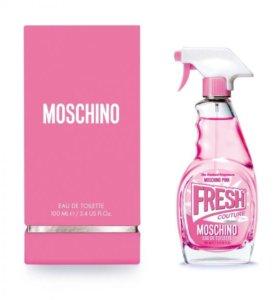 туалетная вода Moschino Pink Fresh Couture