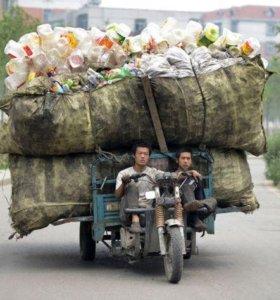Вывоз строй.мусора, старой мебели и разного хлама.