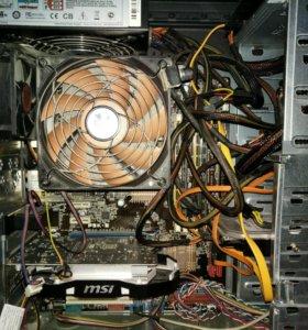 Мощный сист-4 ядерный Xeon X5460/8 гб