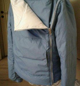 Куртка пуховик р 44