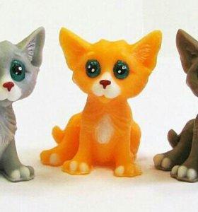 """Мыло """"Грустный котенок"""""""