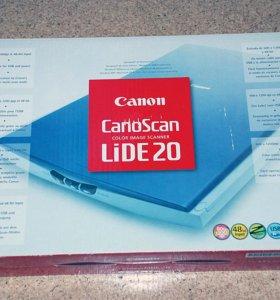 сканер Canon Lide 20