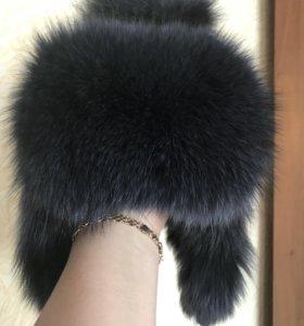 Продам тёплую шапку