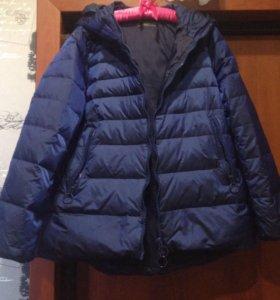 куртка пуховик Benetton