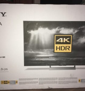 "Sony KD-65XE9005 65"" Android 4K"