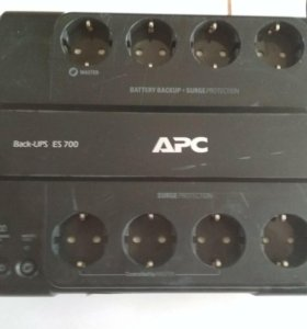 Back-UPS ES700