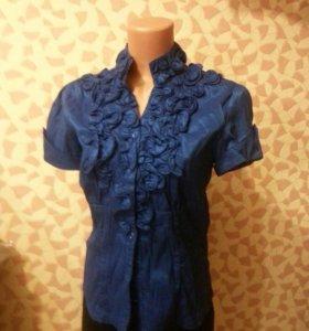 Красивая блузка р. 44-46. Обмен. Продажа