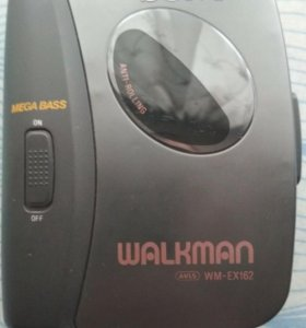 Плеер sony walkman wm-ex162